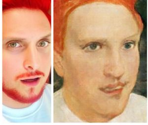 McFlyversion Mona Lisa