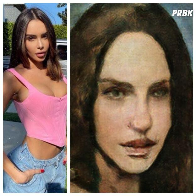 Nabillaversion Mona Lisa