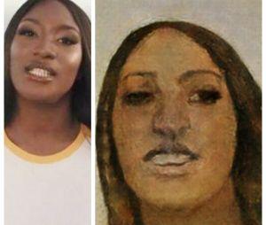 Aya Nakamura version Mona Lisa