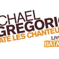 Purefans News y était ... Michael Gregorio ... l'imitateur pirate les chanteurs au Bataclan