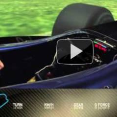 F1 ... Grand Prix du Brésil ... on découvre le circuit avec un vrai pilote