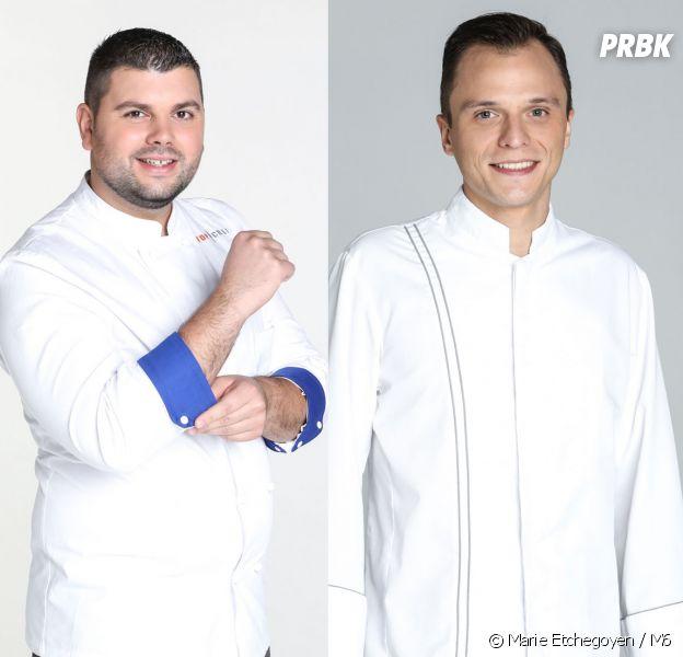 Top Chef 2020 : Jean-Philippe Berens vole la place de Gratien Leroy