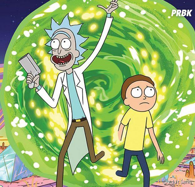 Rick et Morty saison 5 : 1 épisode diffusé par mois pour la suite ? Le créateur se confie