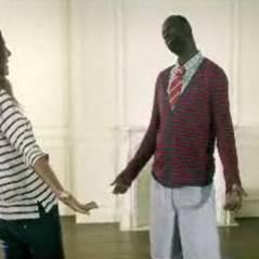 Zazie et Omar Sy de Omar et Fred ... dans le clip Etre et avoir de Zazie