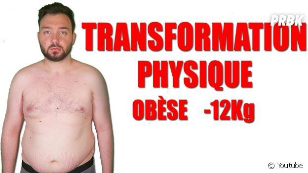 David Lafarge harclé sur son poids, il dévoile son impressionnante transformation physique