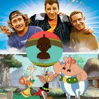 Kirikou, Astérix... découvrez les films les plus rediffusés à la télé, attention aux surprises