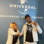 """Wejdene signe chez Universal Music France : """"Merci à tous ceux qui critiquent"""""""