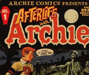 Archie rencontre les zombies dans le comics Afterlife with Archie