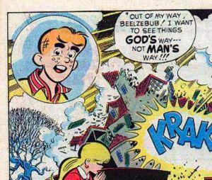 Archie et ses amis deviennent chrétiens dans les comics