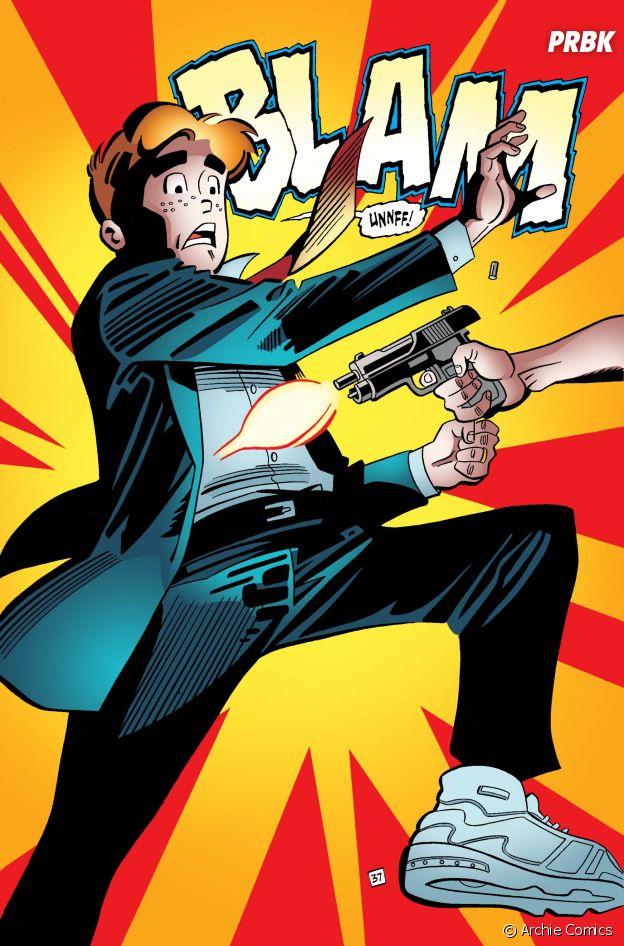 Archie meurt dans Life with Archie