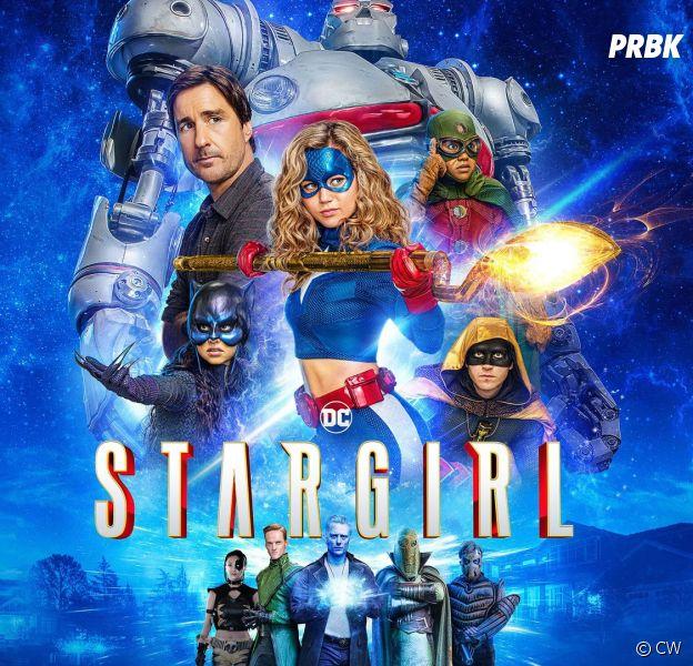 Stargirl saison 1 : Brec Bassinger promet un méchant bien plus badass et stylé que dans Gotham