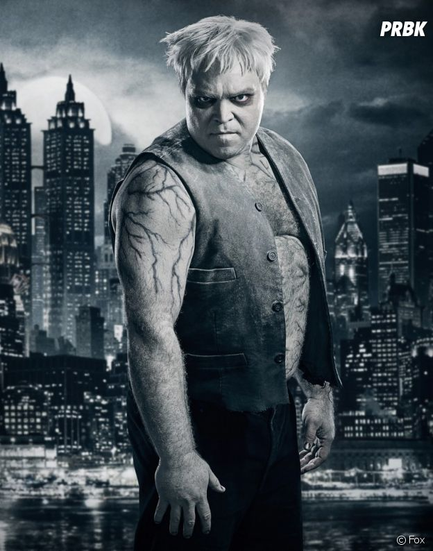 Solomon Grundy dans Gotham