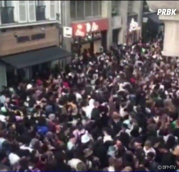 Fête de la musique : les rues de Paris blindées, les internautes scandalisés par ces foules qui ne respectent pas les gestes barrières contre le coronavirus