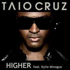 Taio Cruz et Kylie Minogue ont fait un duo ... voici le clip de Higher