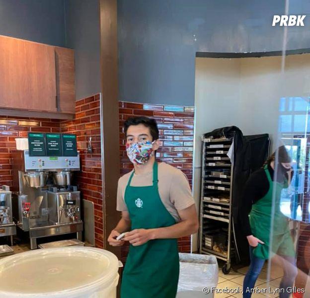Un serveur refuse de servir une cliente sans masque, il reçoit 80 000 dollars de pourboire