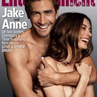 Jake Gyllenhaal ... Se retrouver nu avec Anne Hathaway ? Un vrai plaisir (photo)