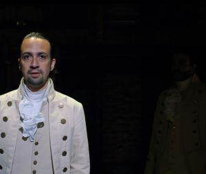 Lin-Manuel Miranda dans Hamilton