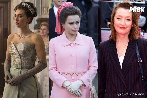 The Crown : après Vanessa Kirby et Helena Bonham Carter, Lesley Manville va jouer la princesse Margaret