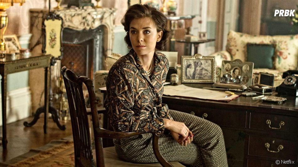 The Crown : Vanessa Kirby a joué la Princesse Margaret dans les saisons 1 et 2