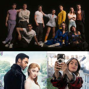 Elite, La Chronique des Bridgerton, Emily in Paris... les séries Netflix qui reviennent (ou pas)