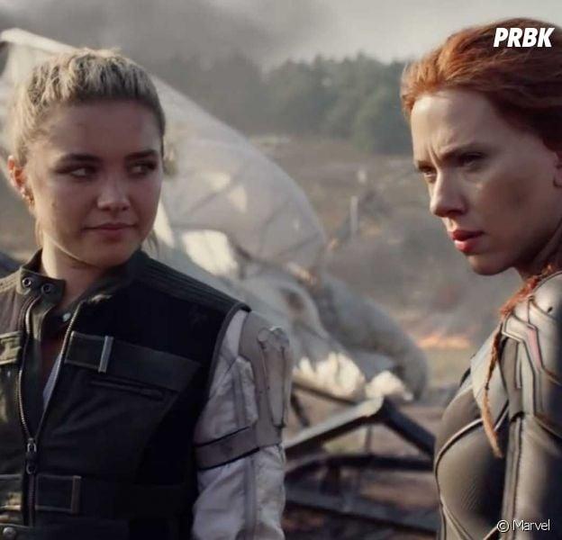 "Black Widow : Scarlett Johansson ""passera le flambeau"" à Florence Pugh dans le MCU"