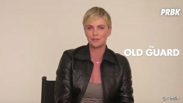 The Old Guard est sur Netflix.