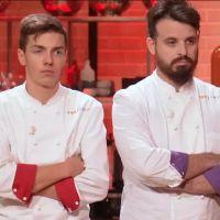 """Adrien (Top Chef 2020) et Mallory ouvrent une friterie éphémère inspirée de la """"guerre des restos"""""""
