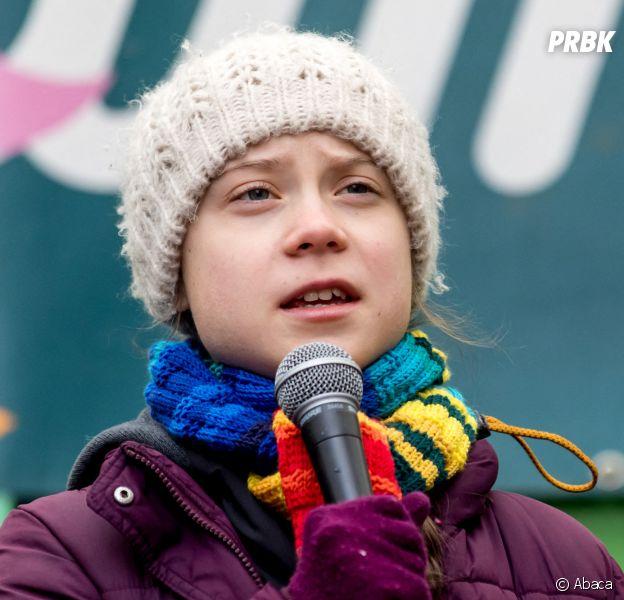 """Greta Thunberg interpelle l'UE pour """"éviter un désastre climatique et écologique"""""""