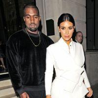 Kanye West ne voudrait plus voir Kim Kardashian... et ne lui répondrait plus du tout