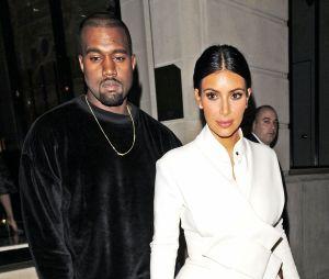 Kanye West ne voudrait plus revoir Kim Kardashian et ne lui répondrait plus du tout