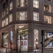 Nike ouvre sa House of Innovation 002 à Paris avec un magasin futuriste et ultra-connecté
