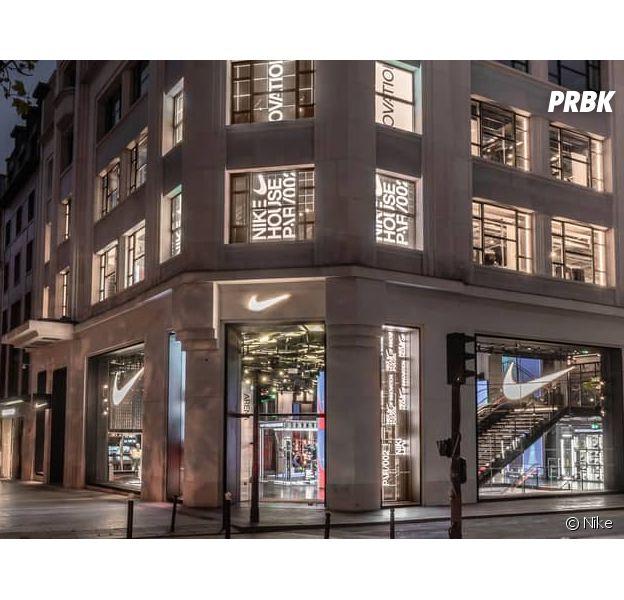 Nike House of Innovation : la nouveau flagship à Paris que vous allez kiffer