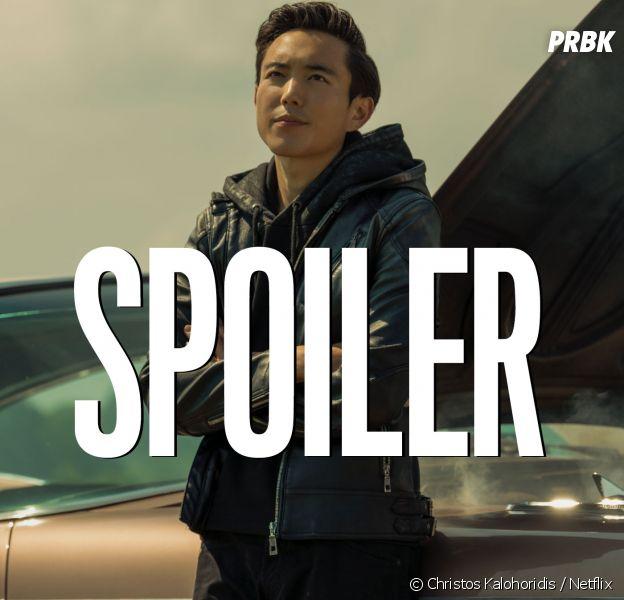 Umbrella Academy saison 2 : Justin H. Min et le créateur réagissent à la grosse révélation sur Ben