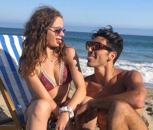 Joey King (The Kissing Booth 2) et Taylor Zakhar Perez en couple ? Il répond