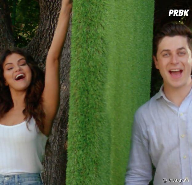 Selena Gomez et David Henrie se retrouvent pour la promo du film This is the year