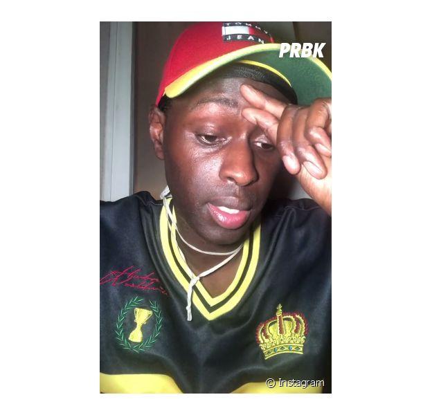 """Youssoupha Diaby arrêté et """"jeté par terre"""" par la police, il raconte sa violente interpellation"""