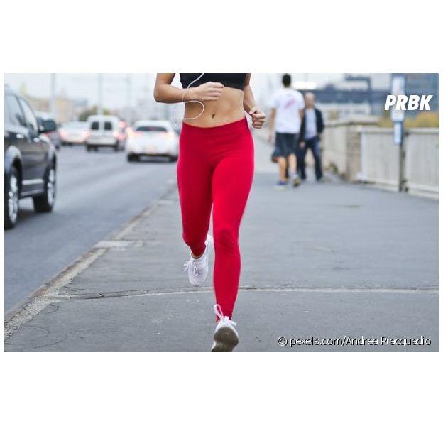 L'étudiante Agathe Le Sommer a parcouru 20 kilomètres dans les rues de Paris pour essayer de décrocher une alternance