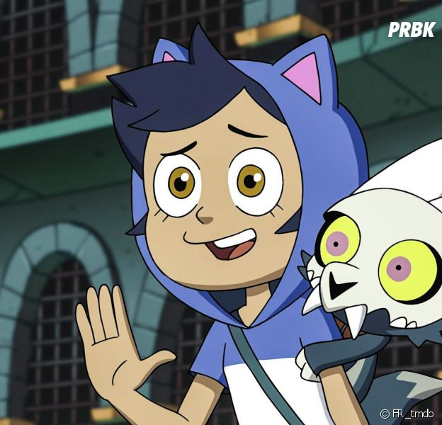 Disney Channel diffuse Luz à Osville, son premier dessin-animé avec un perso bisexuel (Luz Noceda alias le personnage principal)