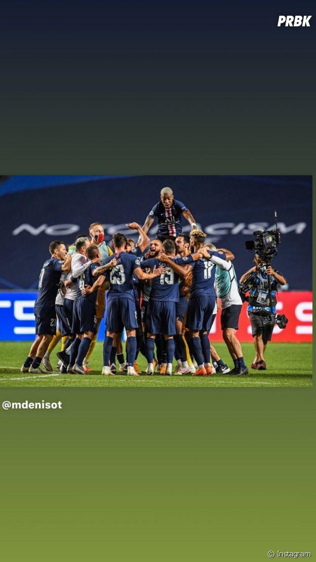 Le PSG qualifié en finale de la Ligue des Champions, JoeyStarr réagit