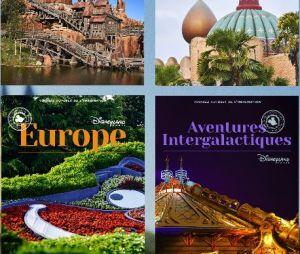 Disneyland Paris : les guides de voyages gratuits Asie, Afrique & 1001 Nuits, Europe, Amériques & Océanie, Aventures Intergalactiques