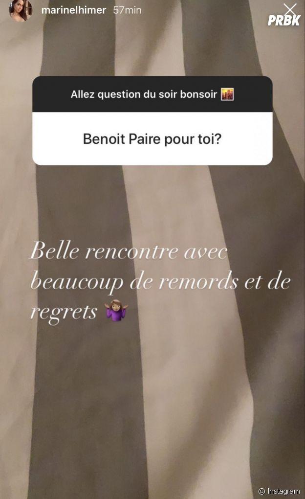 Marine El Himer en couple avec Benoit Paire ? Sa réponse intrigante
