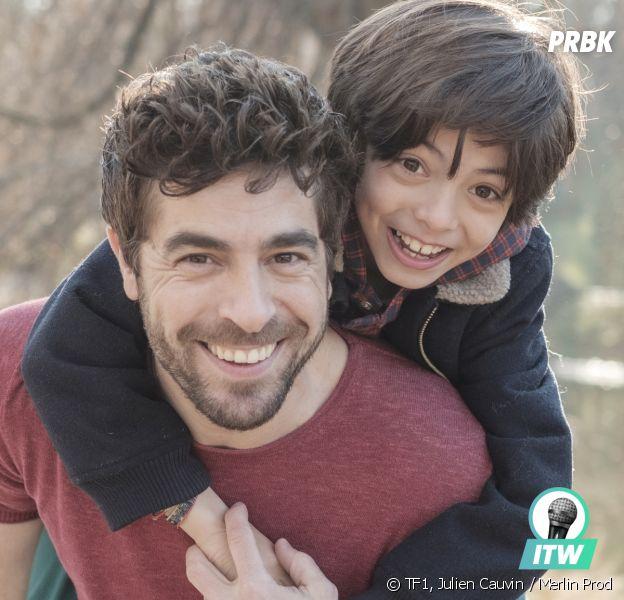 Clem saison 10 : départ d'Elodie Fontan, Adrian, changement... Agustin Galiana se confie