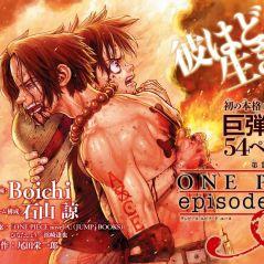 One Piece : un nouveau manga centré sur Ace débarque au Japon