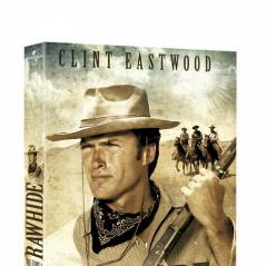 Rawhide ... le volume 1 de la série culte avec Clint Eastwood est dispo en DVD