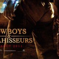 Daniel Craig dans Cowboys & Envahisseurs ... la bande-annonce en VF et l'affiche du film