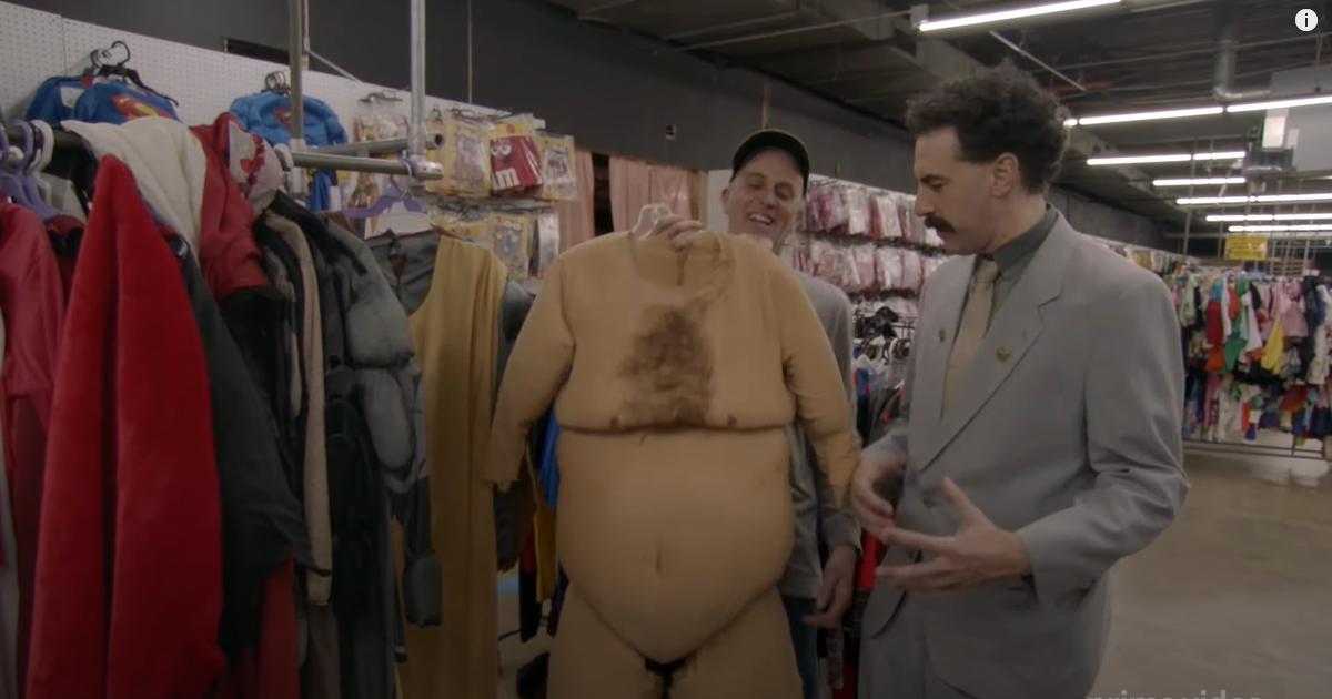 Borat 2 : Sacha Baron Cohen plus fou que jamais dans la ...