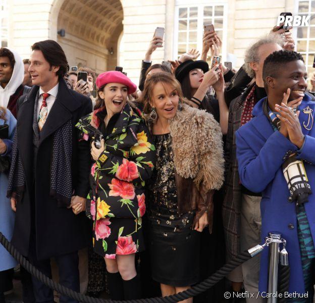Emily in Paris : vous souvenez-vous de cet acteur français dans Gossip Girl ?
