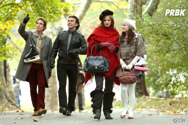 William Abadie (Emily in Paris) dans Gossip Girl