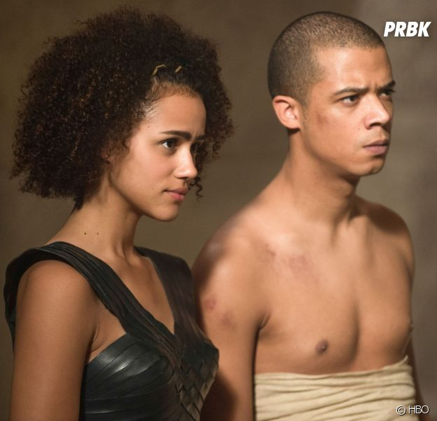 Game of Thrones : Grey Worm et Missandei devaient être frère et soeur au début de la série