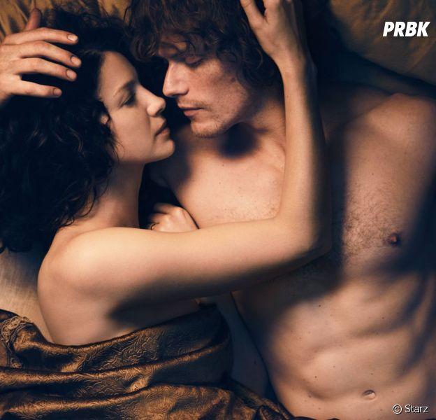 Outlander : les scènes de sexe sont difficiles à assumer pour Caitriona Balfe (Claire)